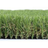 Buy cheap Airport Landscaping Artificial Grass 45mm Real Looking Artificial Grass Outdoor from wholesalers
