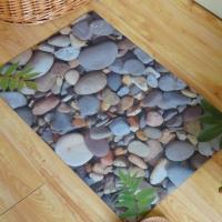 Buy cheap Recycled Rectangular Rubber Floor Carpet , Rubber Kitchen Floor Mat from wholesalers