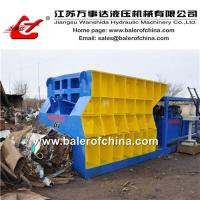 Buy cheap Automatic scrap metal shear for HMS 1&2 scrap from wholesalers
