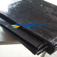 Buy cheap Super Strength 3K Twill Carbon Fiber Laminate Sheet,3K Carbon Fiber Plate from wholesalers