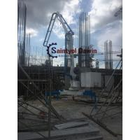 Buy cheap 17m Detachable Boom Arms 3 Sections Mobile Concrete Placing Boom in Hot Selling from wholesalers