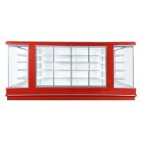 Buy cheap Refrigerated Vertical Supermarket Multideck Open Chiller from wholesalers