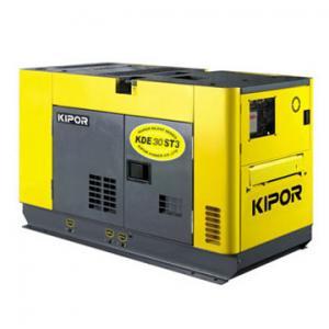 Super silent sound attenuation diesel power generator set