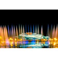 Buy cheap Dry Deck Music Dancing Water Fountains For Outdoors Floor Water Fountain In Potala Palace square, Lhasa, Tibet from wholesalers