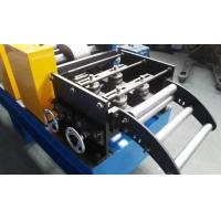 Buy cheap Cable Tray Manufacturing Machine 10 - 15m Every Minute Chain Drive PLC Control from wholesalers