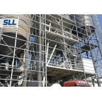 Buy cheap Tower Type Full Automatic Dry Mix Mortar Production Line Carbon Steel Material from wholesalers