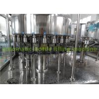 Buy cheap Stainless Steel 304 5.03kw Water Bottle Filling Machine Purified Drinking Water Plant product