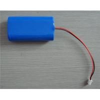 Buy cheap Li ion battery pack 7.4V for PSP/ portable dvd player from wholesalers