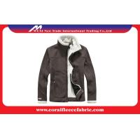 Buy cheap Polyester and Cotton Winter Long Trench Jacket ,  Warm Polar Fleece Jacket for Women product