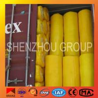 Buy cheap heat insulation 24kg sound proof fiber glass wool blanket from wholesalers
