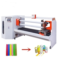 Buy cheap Double Shaft Adhesive Masking 1300mm OPP Film Slitting Machine from wholesalers