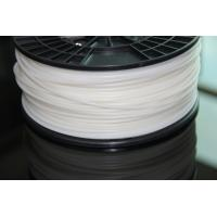Buy cheap White ABS Plastic Filament 3D Printing / PLA Filament 3mm For 3D Color Printer product