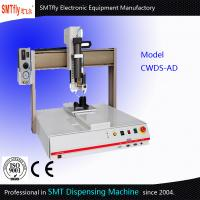 Buy cheap Benchtop Automatic Confomal Glue Coating Machine For Pcb Industry from wholesalers