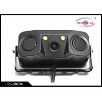 Buy cheap High Resolution Car Rear View Camera With Three In One Led Light Sensor product