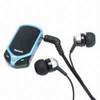 Buy cheap Bluetooth Stereo Headset, V2.1/EDR Version and Class Two Power to Get Stable Transmit from wholesalers