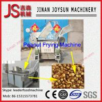 Buy cheap Stainless Steel Industrial Frying Machine Groundnut Fryer Equipment from wholesalers