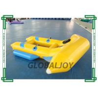Buy cheap 0.9mm Inflatable Flying Fish Boat 4 Persons Towable Boat For Water Game from wholesalers
