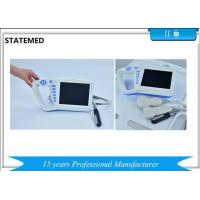 Buy cheap Mini Digital Portable Ultrasound Scanner , Animal Medical Ultrasound Equipment from wholesalers