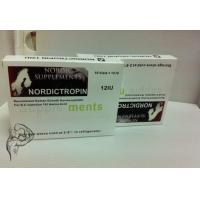 Buy cheap Norditropin 100iu HGH Growth Hormone Peptides Bodybuilding / Weight Loss from wholesalers