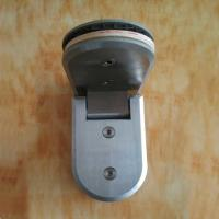 China Double side 90 degree hinge for shower doors on sale