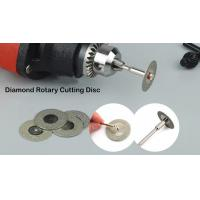Buy cheap Diamond Rotary Cutting Disc,Cutting Disc Diamond Saw Blade Rotary Wheel product