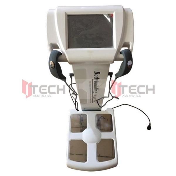 Quality Fat Analyzer Professional Body Analyzer Bmi Machine With Printer For Fitness for sale