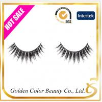 Buy cheap Top wholesale real handmade eyelashes natural style with beautiful custom packaging from wholesalers