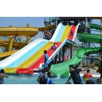 Buy cheap Commercial Funny Rainbow Water Slide And Huge Water Slide Outdoor from wholesalers