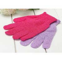 Buy cheap Daily Life Exfoliating Bath Gloves Shower Soap Clean Hygiene CE Certificate from wholesalers