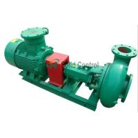Buy cheap High quality drilling Centrifugal Pump for drilling cuttings mud waste management from wholesalers