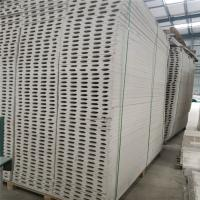 Buy cheap sound insulation grey white magnesum oxide sandwich panel 5950 x 1150 x 50mm from wholesalers