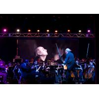 Buy cheap High Brightness P3.9 Indoor LED Video Wall For Live Show / Stage Concerts CE ROHS Listed from wholesalers