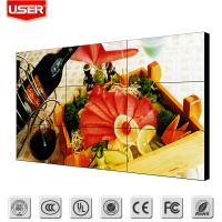 Buy cheap Factory price super thin bezel /seamless 3x3 49 inch DID LCD video wall with HD matrix switcher video wall from wholesalers