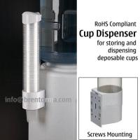 Buy cheap BCD-2 Water Dispenser Use Cup Dispenser Screws-Mounting Cup Holder from wholesalers