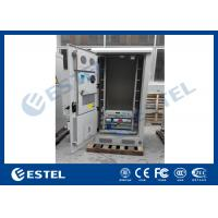 Buy cheap Double Wall Outdoor Telecom Cabinet , Outdoor Electrical Cabinets And Enclosures from wholesalers