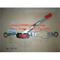 Buy cheap Cable pulling,Hand Puller, Power puller, Ratchet Pulley product