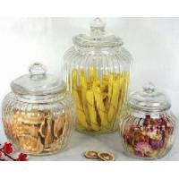 Buy cheap Glass Jar / Pumpkin Jar (SS1138) from wholesalers