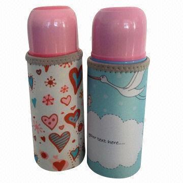 Buy cheap Neoprene Cartoon/Bottle Cooler with Bottom from wholesalers