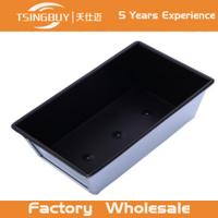 Buy cheap Aluminium Non-Stick Corrugated Toast French Bread Pan- toast bread baking pan with lid from wholesalers