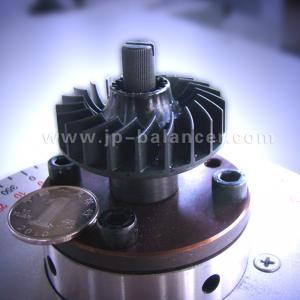 China Auto fan motor dynamic balancing machine on sale