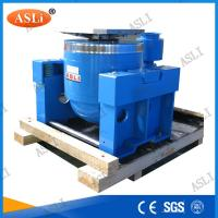 Buy cheap Electrodynamic High Frequency Mechanical Testing Machine Vibration Fatigue Tester from wholesalers