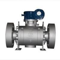 Buy cheap A105N Trunnion Mounted Ball Valve 3IN CL2500 3 Piece Stainless Steel Ball Valve from wholesalers