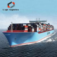 Buy cheap Worldwide Sea Freight Forwarder Lcl Sea Shipment Fast Delivery from wholesalers
