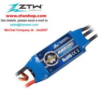 Buy cheap ZTW Beatles 80A Brushless ESC For Rc airplane from wholesalers