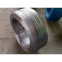 Buy cheap High Carbon Wire Rod Galvanised Steel Wire Strand For Farm , High Tensile Strength from wholesalers