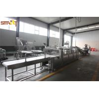 Buy cheap High Speed Cereal Bar Equipment For Candy Bar / Peanut Candy Bar Production from wholesalers