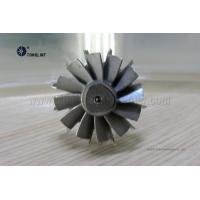 Buy cheap GT25 GT2556S 434714-0013  Turbo Turbine Wheel , Turbine Shaft Rotor for Turbocharger 711736-0029 product