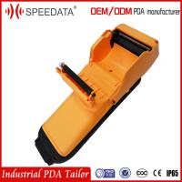 Buy cheap 5.0 Inch Laser Android Barcode Scanners With Thermal Printer In Unit from wholesalers