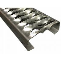 Buy cheap High Strength Non Slip Metal Plate Grip Strut Safety Grating Rust Resistance from wholesalers