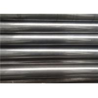 Buy cheap E235 E355 Welded Steel Tube , Technique Cold Drawn Welding Round Tubing from wholesalers